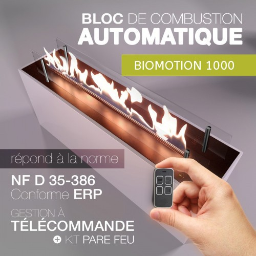 Totem Biomotion 1000 (Automatique)